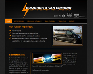 website Ruijgrok - vanEgmond