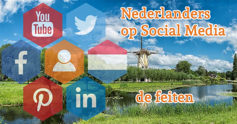 Nederlanders op Social Media - de feiten