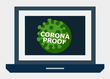 website corona proof